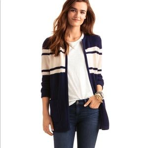 merino wool and cashmere Vineyard Vines cardigan